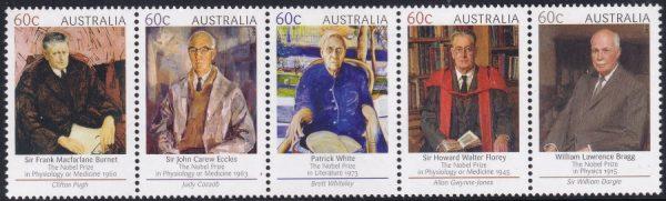 Australian Nobel Prize Winners