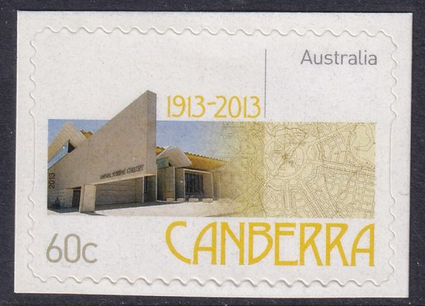 Centenary of Canberra - Self Adhesive