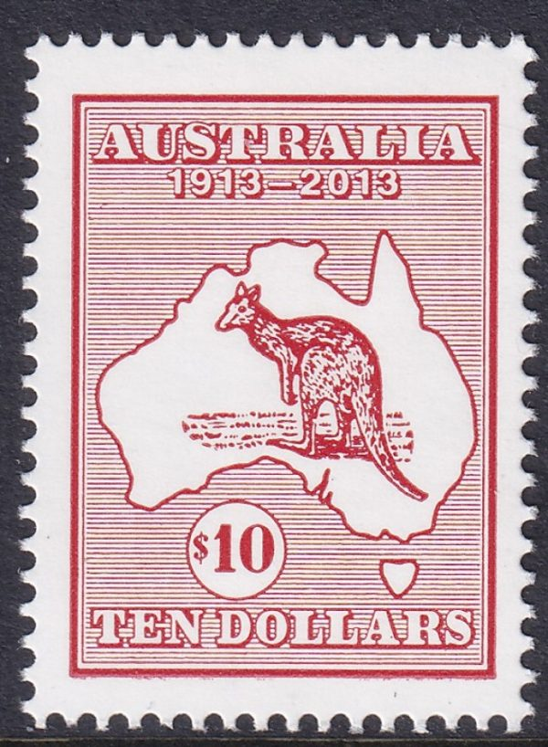 Centenary of First Australian Commonwealth Stamp