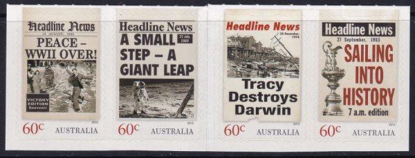 Headline News - Self Adhesives