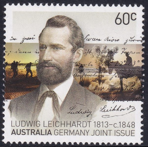 Centenary Birth of Ludwig Leichhardt