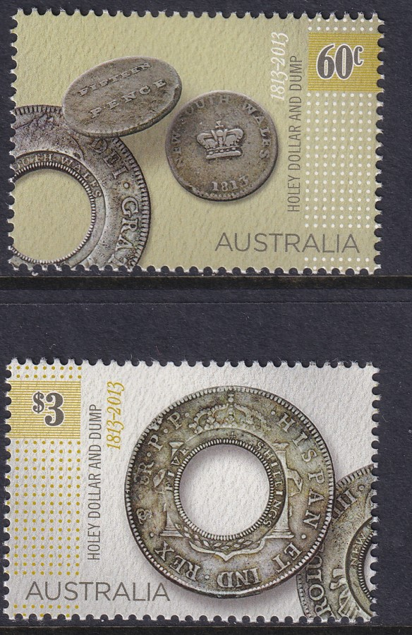 Bicentenary of Holey Dollar and Dump