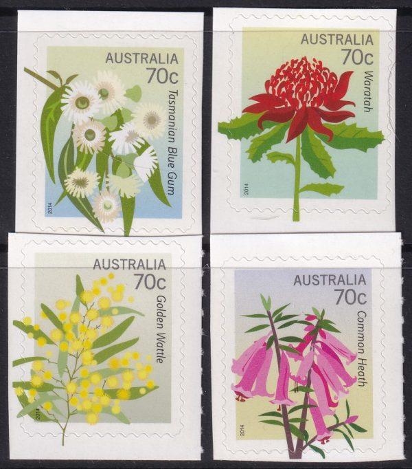 Floral Emblems - Self Adhesives
