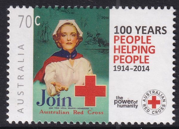 Centenary of Australian Red Cross