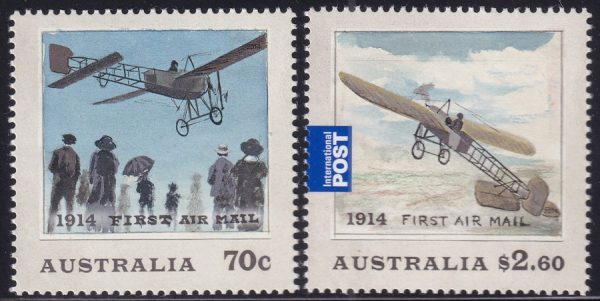 Centenary of First Air Mail