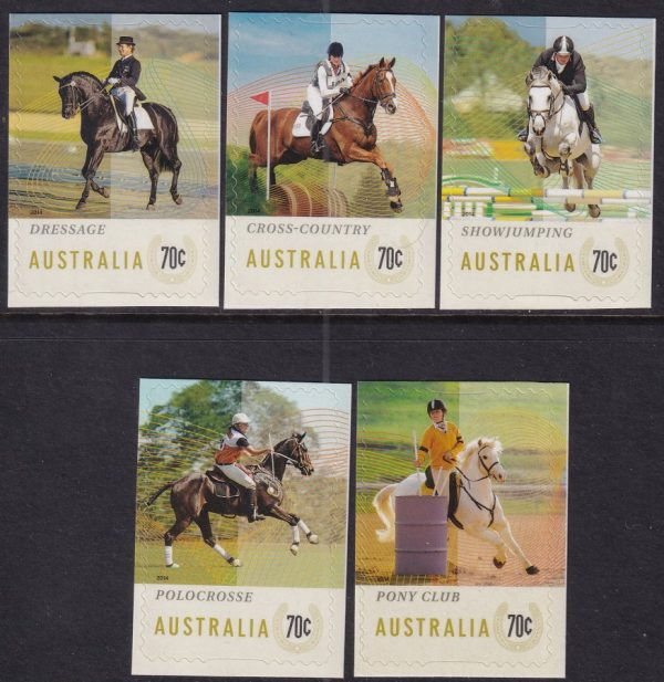 Equestrian Events - Self Adhesives