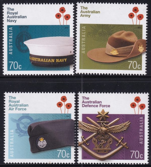 Centenary of the Australian Defence Force