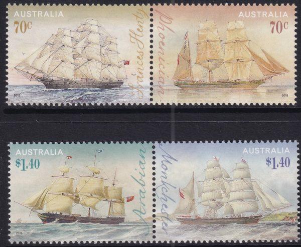 Era of Sail. Clipper Ships