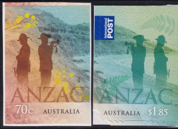 ANZAC Centenary - Self Adhesives