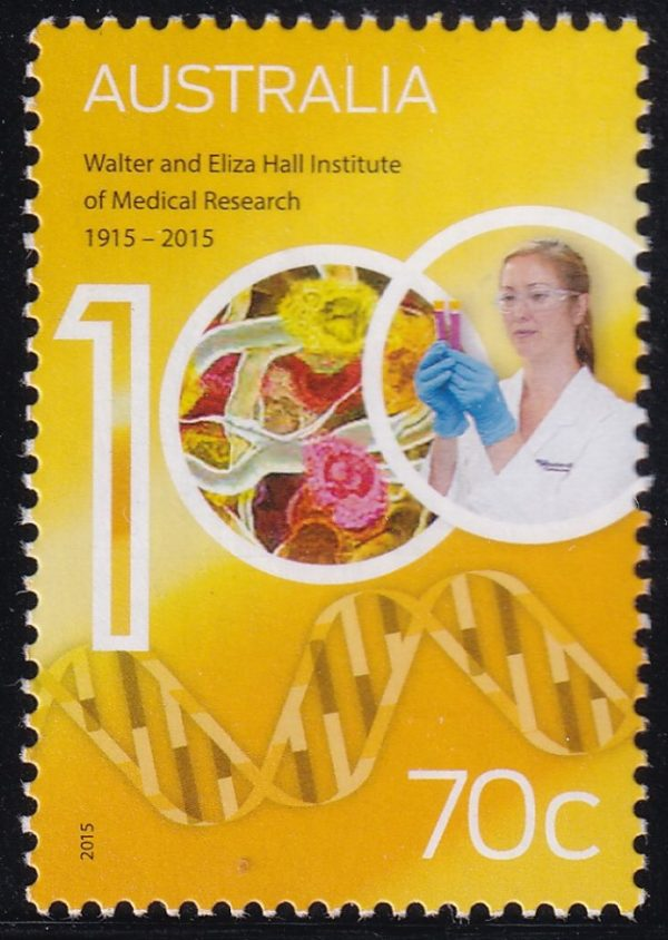 Centenary of Walter and Eliza Hall Institute