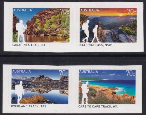 Great Australian Walks - Self Adhesives