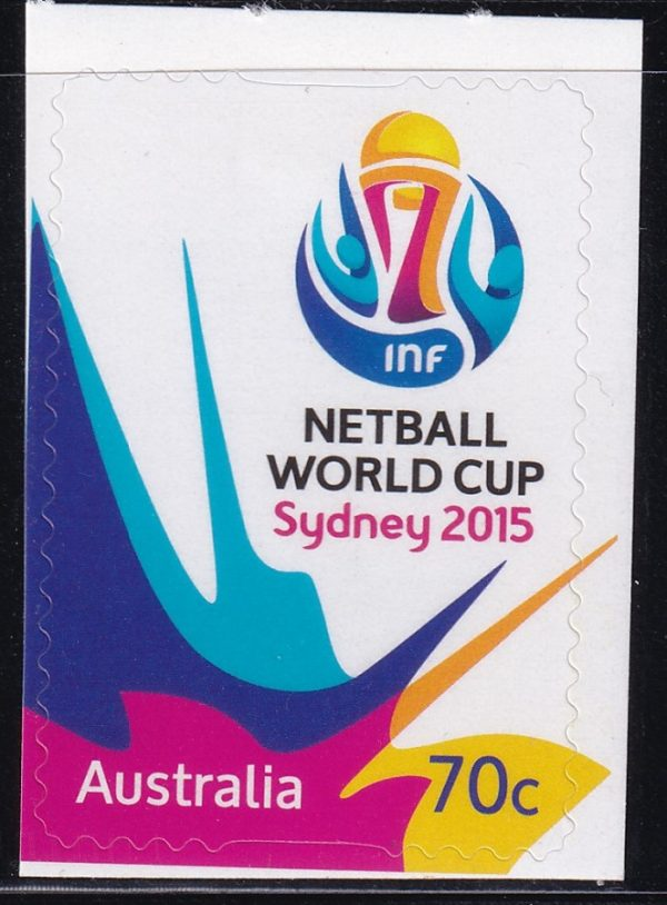 Netball World Cup - Self Adhesive
