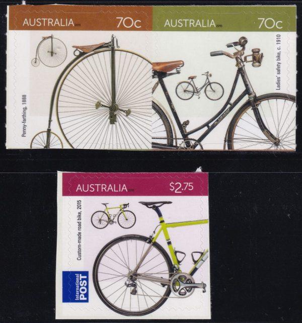 Bicycles - Self Adhesives
