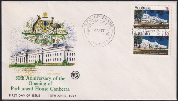 50th Anniversary of Opening of Parliament House