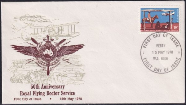 50th Anniversary of Royal Flying Doctor Service