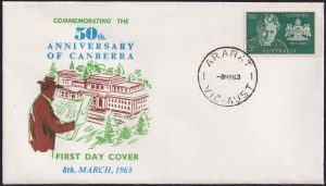 50th Anniversary of Canberra