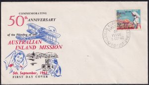 50th Anniversay of Australian Inland Mission