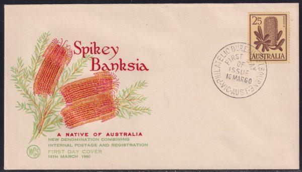 2/5d Spikey Banksia