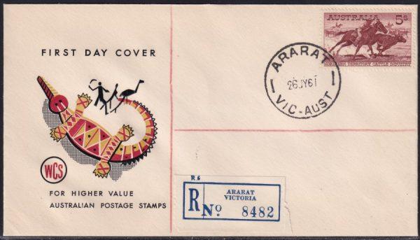 Aboriginal Stockman - Registered Cover