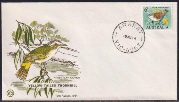 6d Thornbill