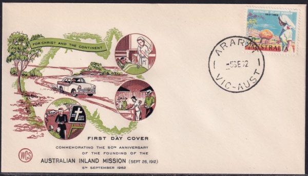 50th Anniversary of Australian Inland Mission