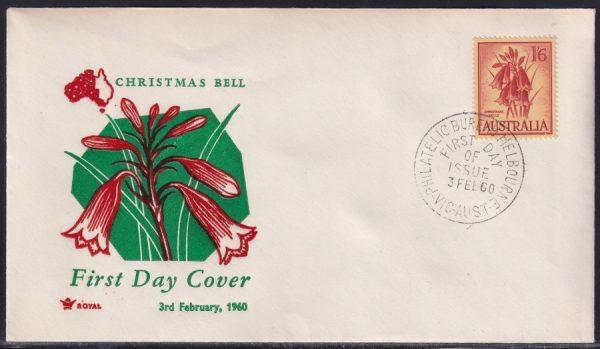 1/6d Christmas Bells