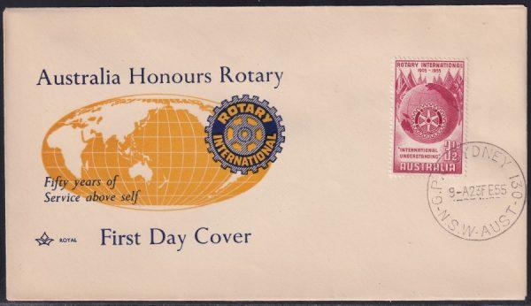50th Anniversary of Rotary International