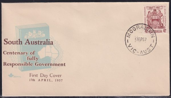 Centenary of Responsible Government in South Australia