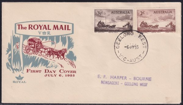Mail Coach Pioneers Commemoration
