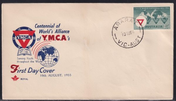World Centenary of Y.M.C.A.