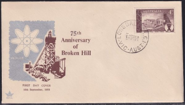 75th Anniversary of Founding of Broken Hill