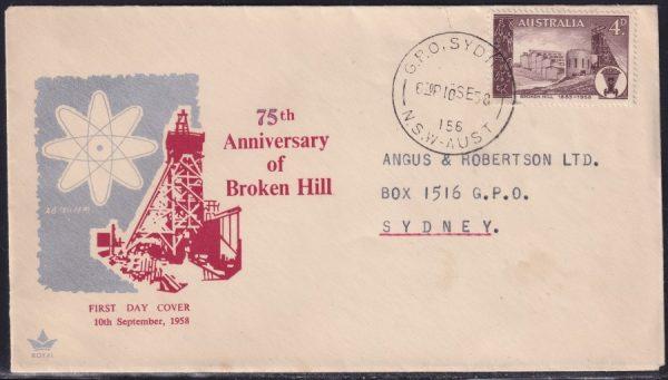 75th Anniversary of Founding of Broken Hill