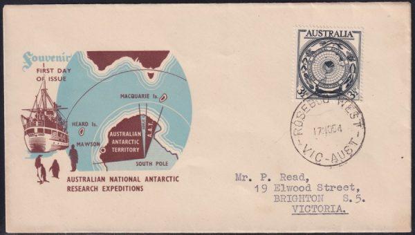 Australian Antarctic Research