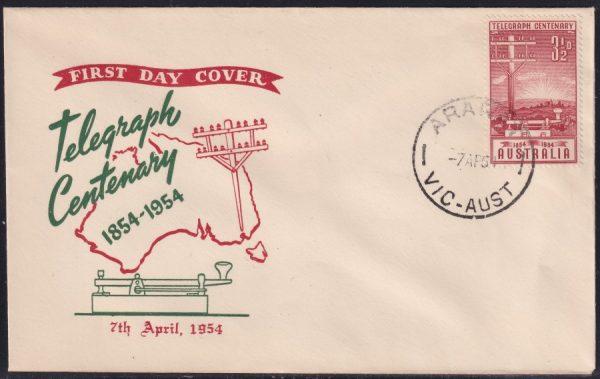 Australian Telegraph System Centenary