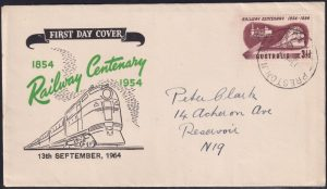 Australian Railways Centenary