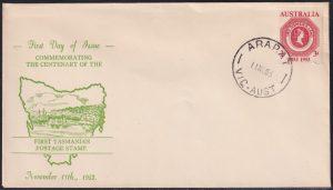 Tasmanian Postage Stamp Centenary