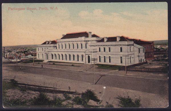 P Falk & Co Ltd - Parliament House, Perth WA