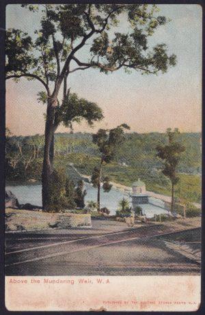 Austral Stores Perth WA - Above the Mundaring Weir WA