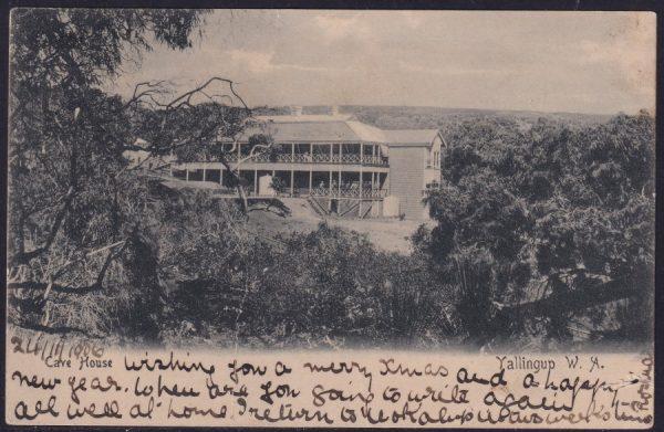 Foy & Gibson, Perth WA - Cave House, Yallingup WA