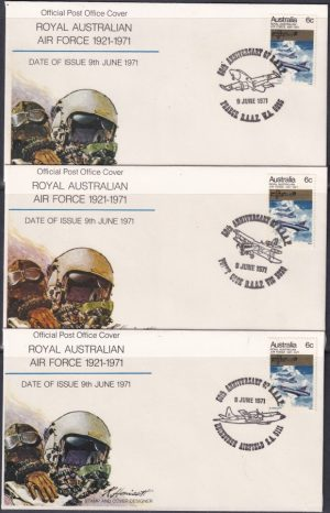 50th Anniversary of Royal Australian Air Force