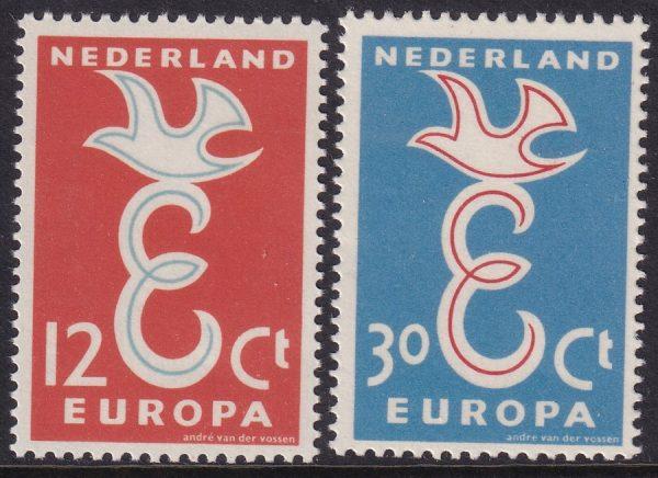 1958 Netherlands