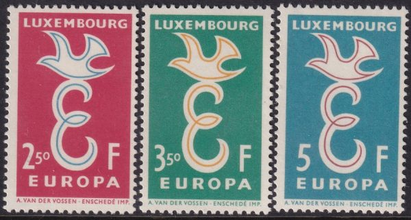 1958 Luxembourg