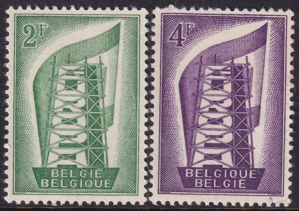 1956 Belgium