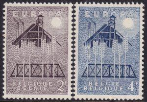 1957 Belgium