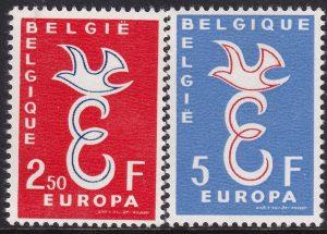 1958 Belgium