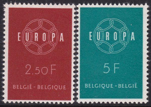 1959 Belgium