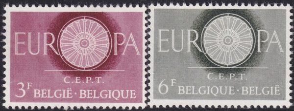 1960 Belgium