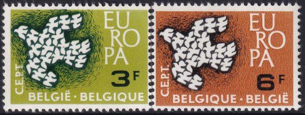 1961 Belgium