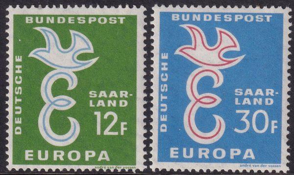 1958 Saar