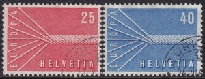 1957 Switzerland